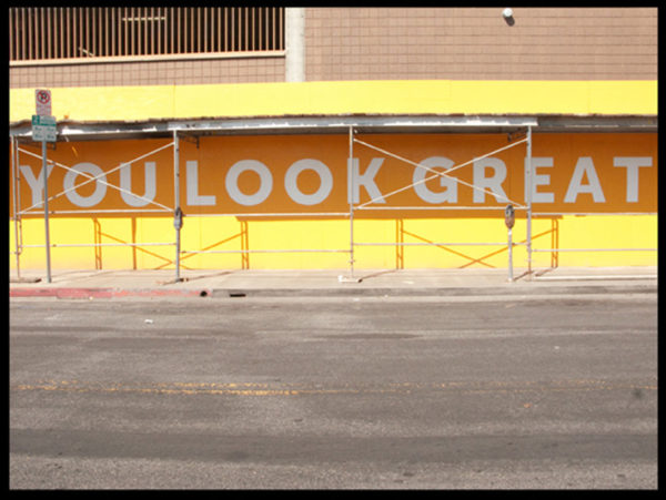 "Ave Pildas Title: You Look Great Medium: Photography Date of work: 2011 Size: 8.5"" H x 11"" W Signed verso Retail value: $400"